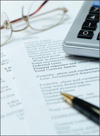 Bookkeeping Sheet